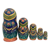 Authentic Russian matryoshka dolls