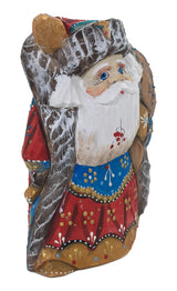 Authentic Russian Santa doll