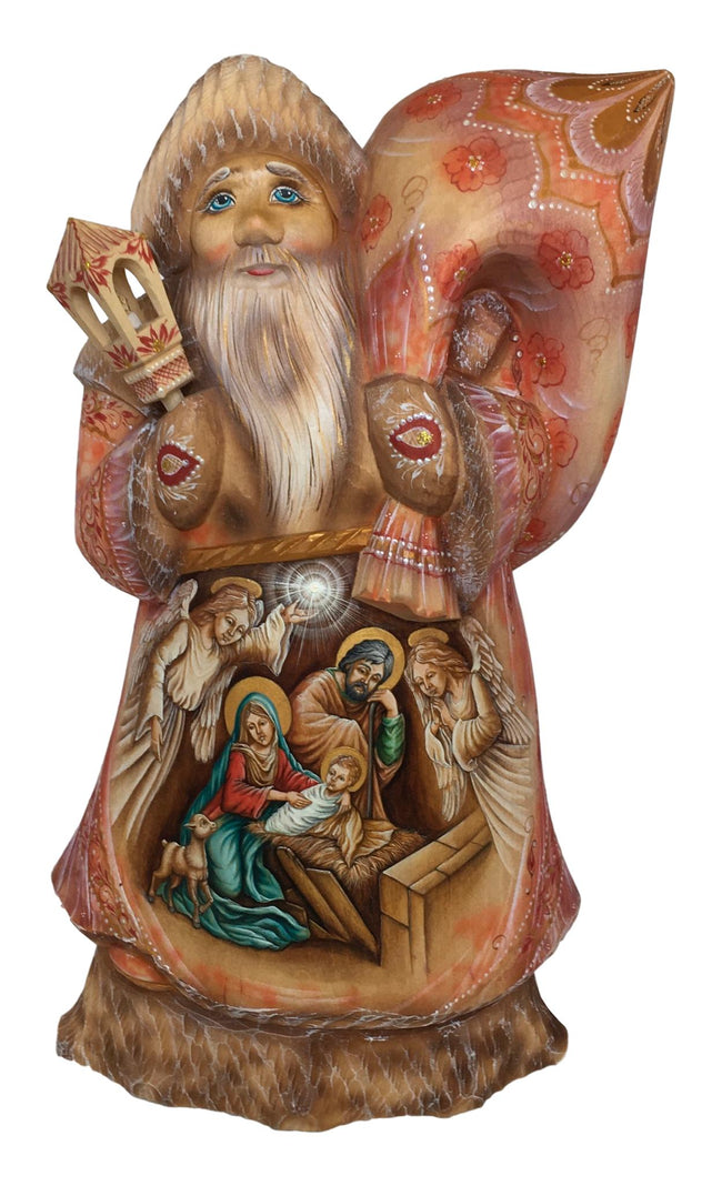 Russian Santa nativity