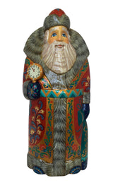 Authentic Russian Santa figurine