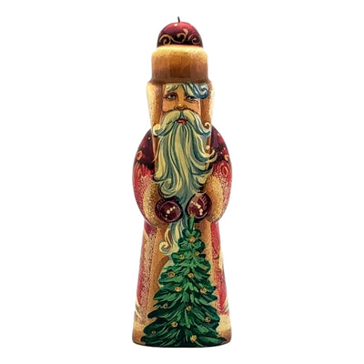 Russian Santa Christmas decoration