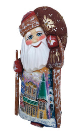 Russian traditional santa doll