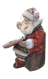 Collectible Russian Santa