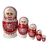 Authentic Russian matryoshka
