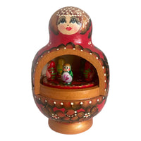Musical doll Russian doll