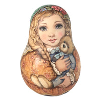 Russian artwork Roly Poly