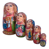 Authentic Russian nesting dolls best gift