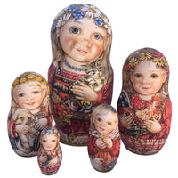 Best gift from Russia nesting dolls