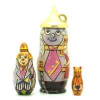 buyrussiangifts-store - Wizard of OZ Unique Nesting Doll - BuyRussianGifts Store - Nesting doll