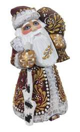 Russian traditional santa