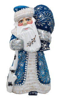 Russian father frost blue