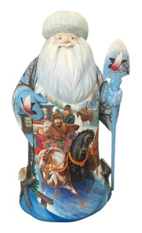Large grandfather frost from Russia