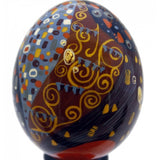 Expectation Wooden Egg on Stand