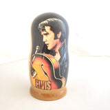 "Elvis Presley Russian Stacking Doll 7""Tall"