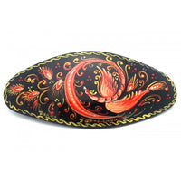 Firebird Hair Barrette