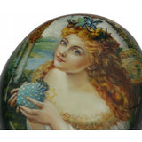 Fairy with Bag Lacquer box