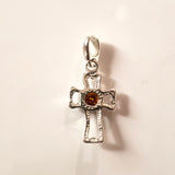 small sterling silver cross