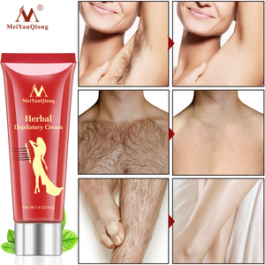 Female Male Herbal Depilatory Cream Hair Removal Painless Cream for Removal Armpit Legs Hair Body Care Shaving & Hair Removal