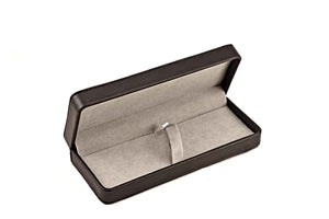 Premium Black Leatherette Pen Gift Box