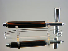 Load image into Gallery viewer, Rollerball,Handmade Machined Aluminum Pen with Copper Penny Acrylic