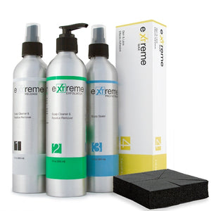 eXTreme Max Adhesive Kit: 5 oz., 147.8 ml Tube, Adhesive Remover, Scalp Cleanser & Bond Spray