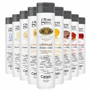GEMLITES COLORWASH SHAMPOOS