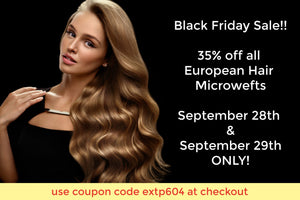 EUROPEAN HAIR BUNDLE EXTENSIONS