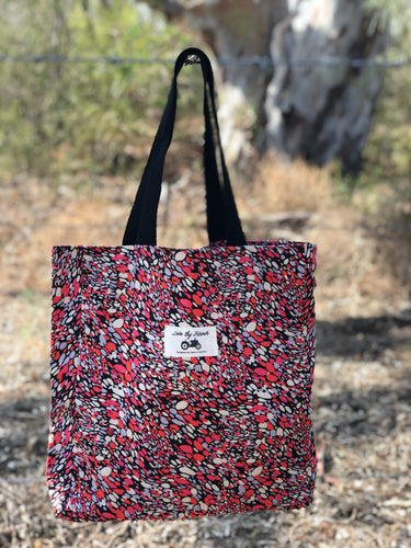Liberty Fabric Tote Bag