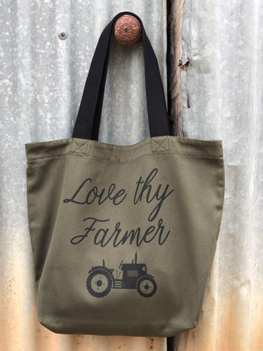 Australian Cotton Tote Bag