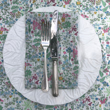 Load image into Gallery viewer, Liberty Fabric Napkin Set in Field Flowers