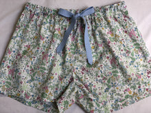 Load image into Gallery viewer, Ladies' Liberty Fabric Boxer Shorts