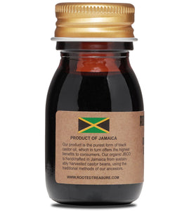 Organic Pure Jamaican Black Castor Oil 1oz