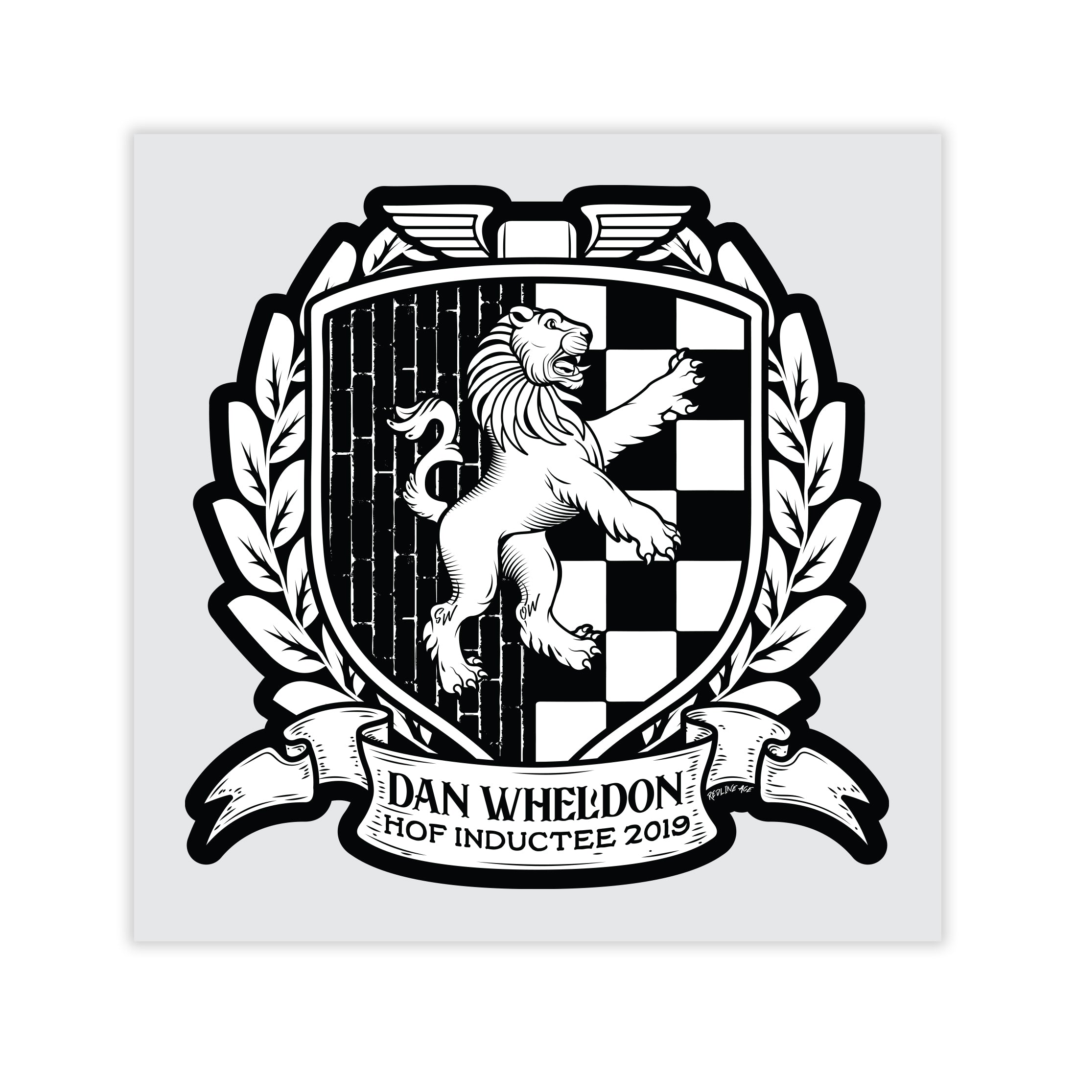 DAN WHELDON HOF COLLECTION