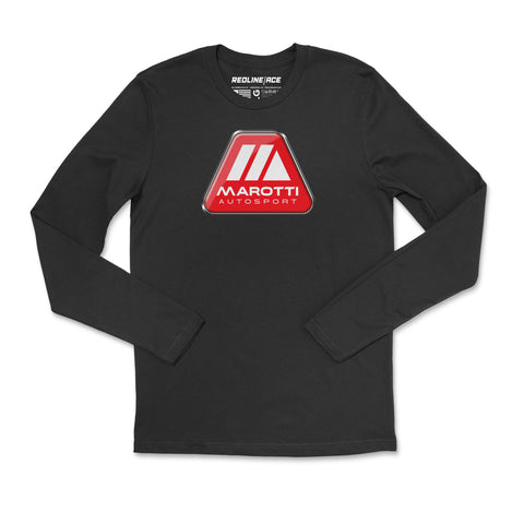MAROTTI AUTOSPORT BADGE LONG SLEEVE