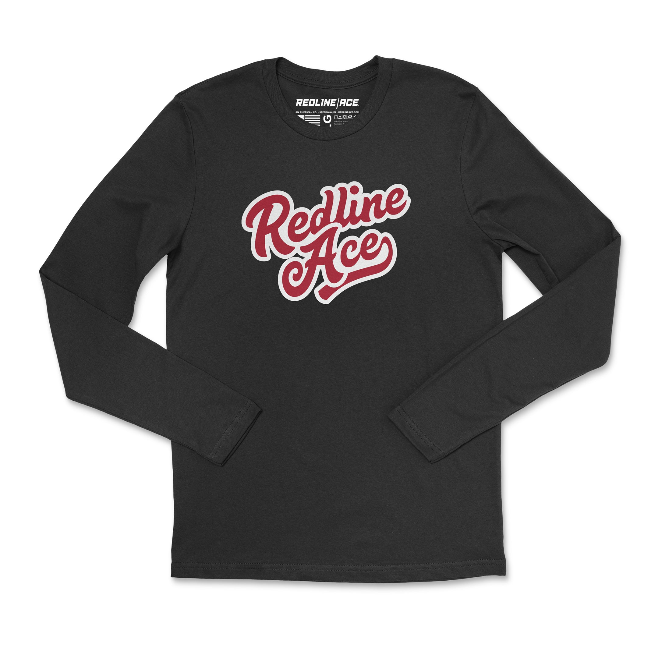 RLA SCRIPT LONG SLEEVE