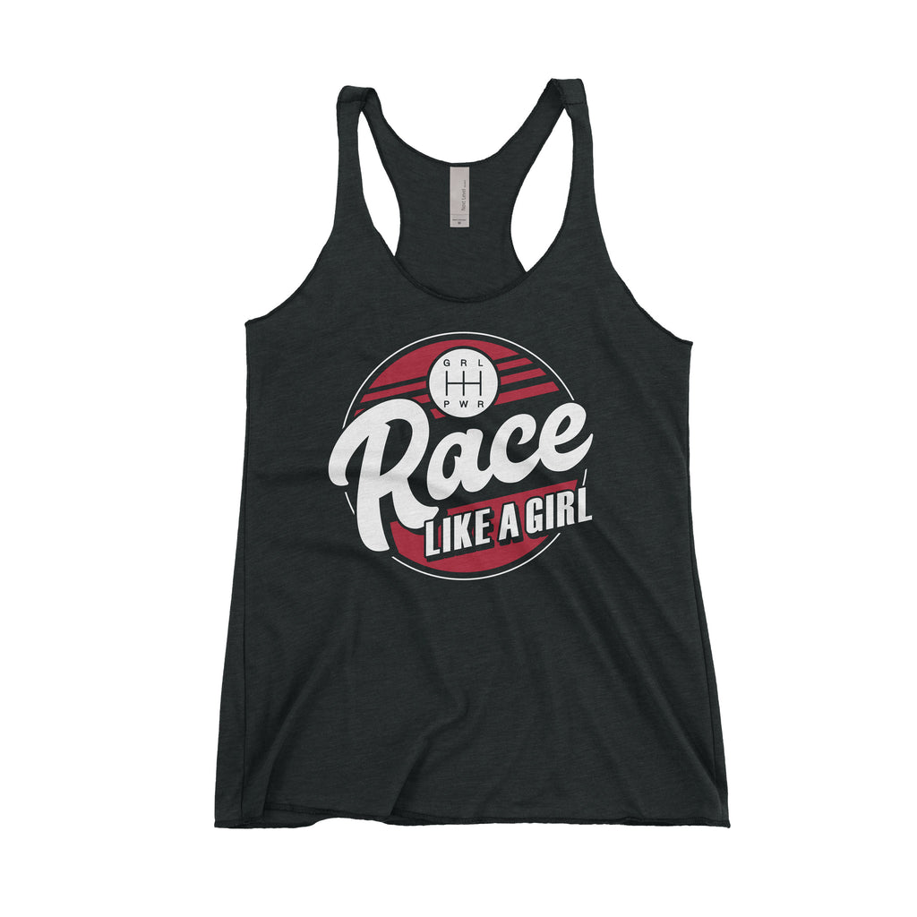 RACE LIKE A GIRL 2 TANK