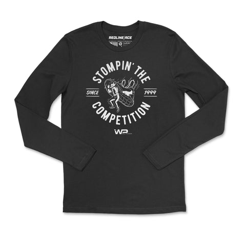 WILL POWER STOMP LONG SLEEVE