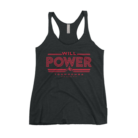 WILL POWER TOOWOOMBA TANK