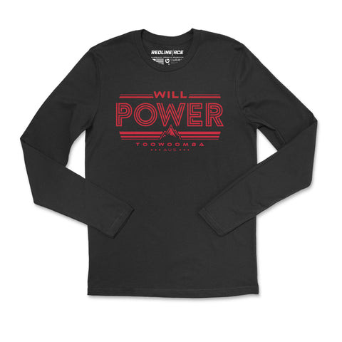 WILL POWER TOOWOOMBA LONG SLEEVE