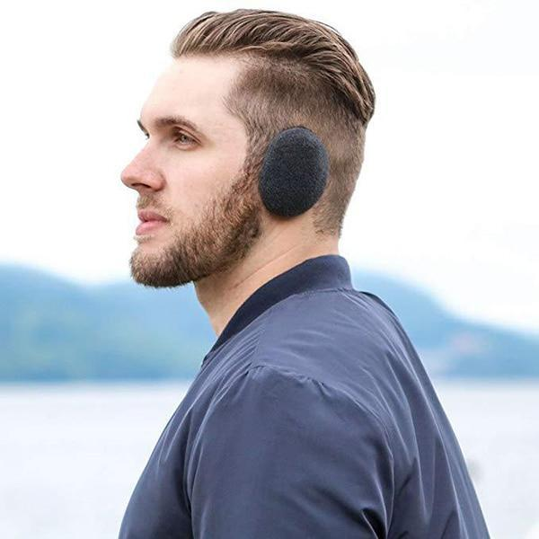 Bandless Jogging Ear Warmers
