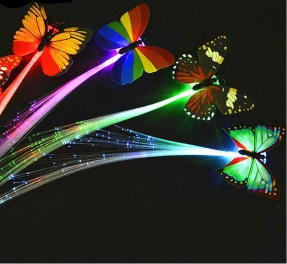 LED Hair Braid Hairpin