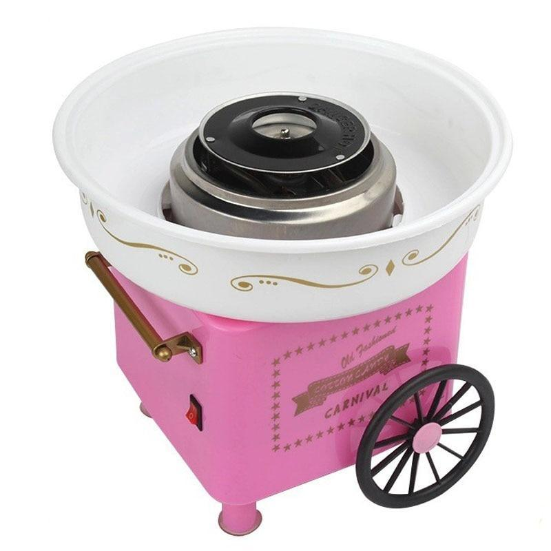 Mini Cotton Candy Maker For Kids
