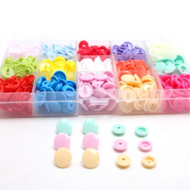 150pcs Snap Buttons & Pliers Set