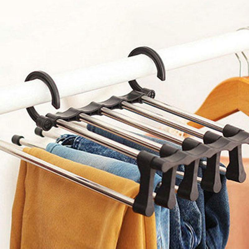 Folding Rack Adjustable Extension Organizer