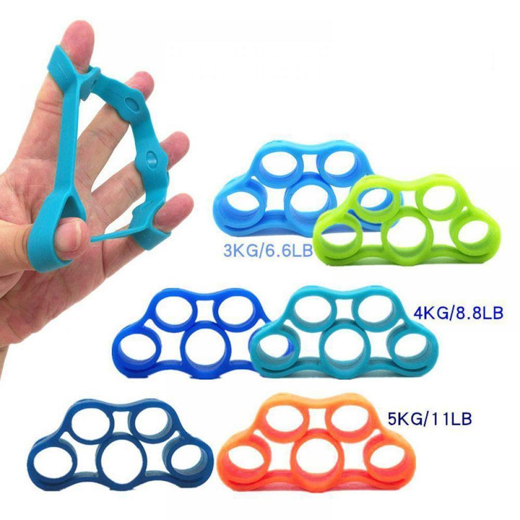 Silicone Finger Gripper Hand Exerciser