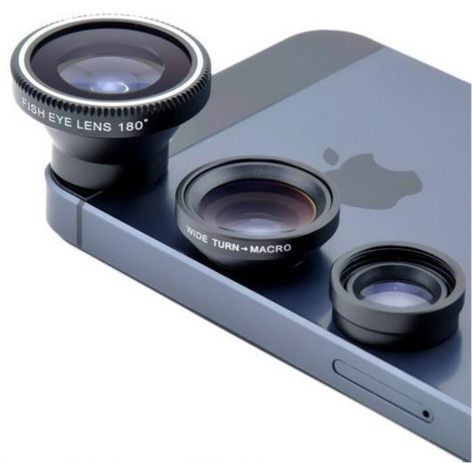 3 in 1 Phone Lens Kit
