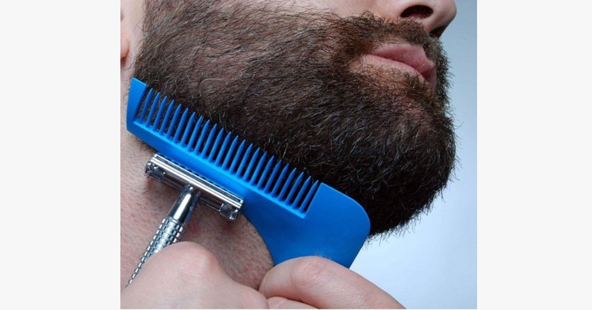 Trimming Helper – Groom Your Beard Like Never Before!