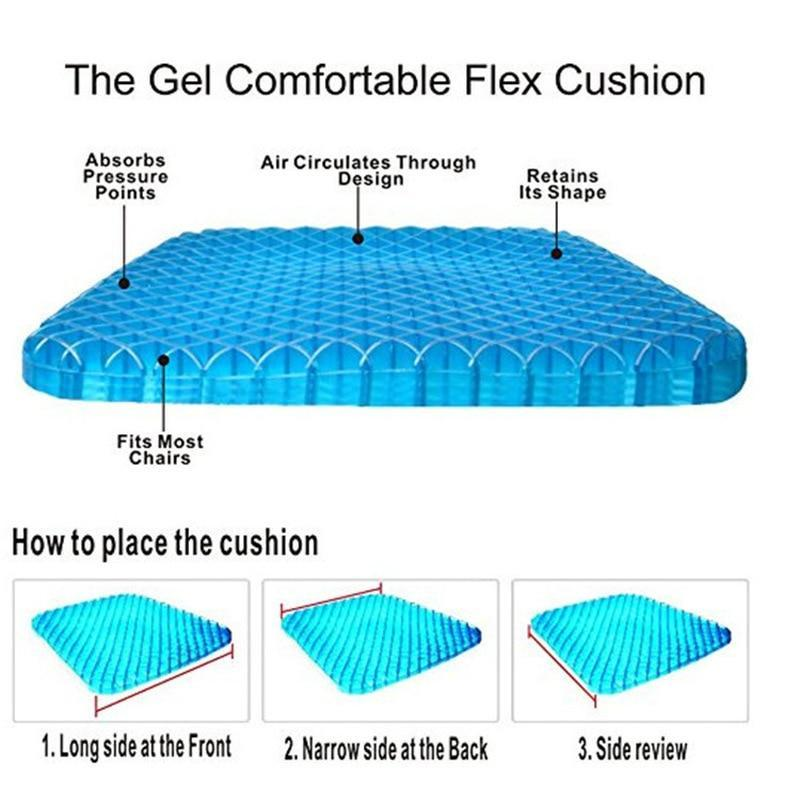 Spinal Alignment Comfort Cushion