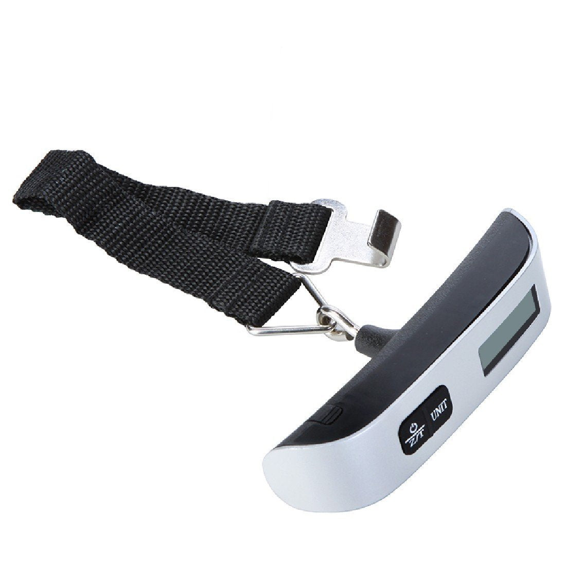 Digital Hanging Luggage Scale with Temperature Sensor