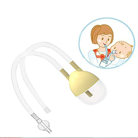 Babies Safety Nose Cleaner Vacuum